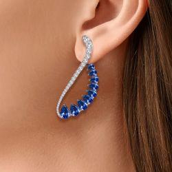 Pear Drop Earrings